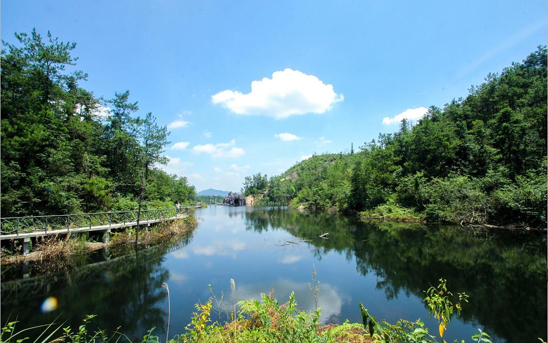 石牛寨仙人湖