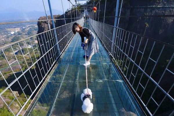 石牛寨玻璃桥