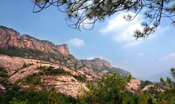 湖南周边游之石牛寨景区