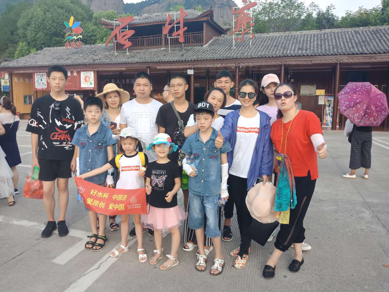 8月15号咸宁市场莽洞峡+石牛寨散客班两日游