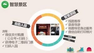 中惠旅与大湘网合作共建智慧景区