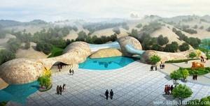 湖南平江石牛寨国家地质博物馆即将完工开放