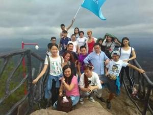 石牛寨之旅—这样肆意的青春,还能有多少?