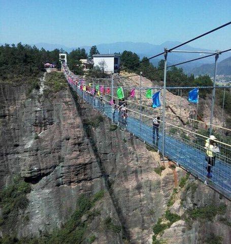 徒步旅行之平江石牛寨