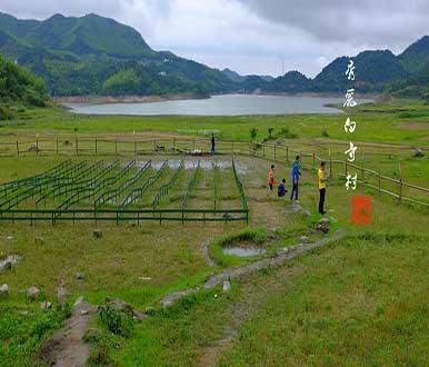 福寿山白寺村