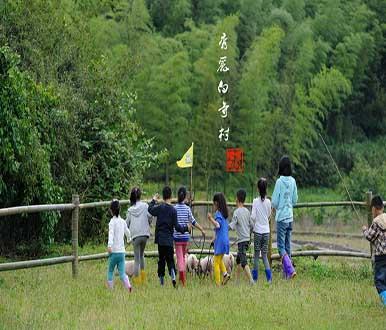 秀丽白寺村,《爸爸去哪儿》平江拍摄地