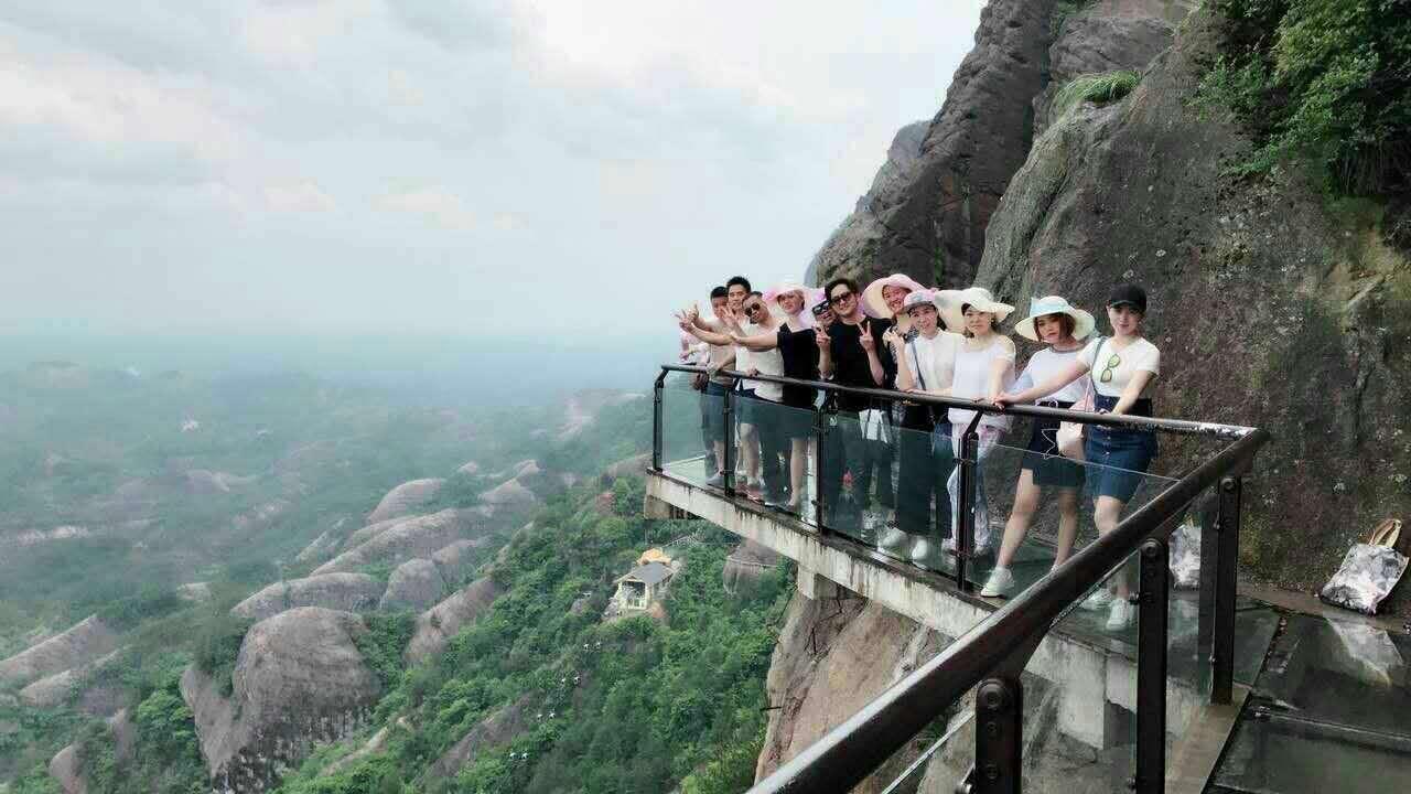 游客见证 | 玻璃桥景区石牛寨官网
