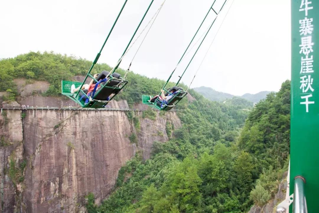 岳阳旅游必去的景点,石牛寨网红景点