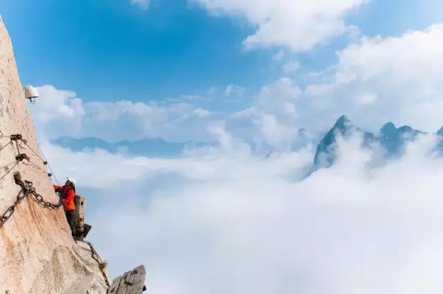 壮观极致美景,悬崖栈道高空美景你最喜欢哪里?