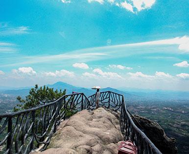 观景台 | 自然景点 | 玻璃桥景区石牛寨官网